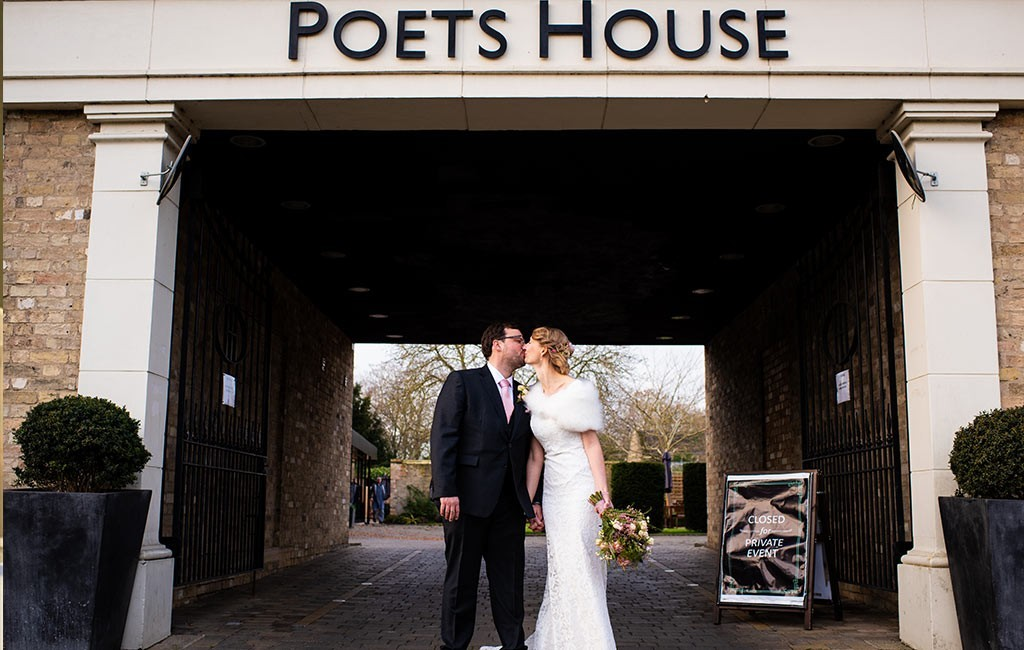 Poets House Married Couple
