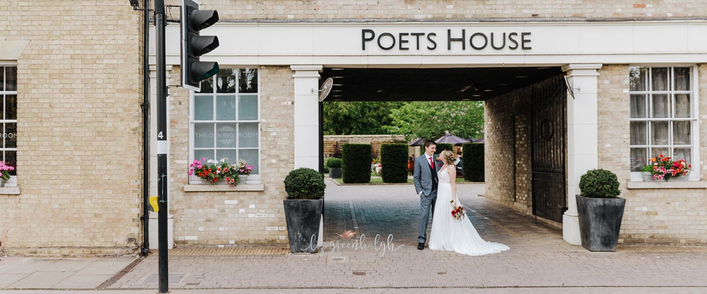 Bride and Groom Poets House